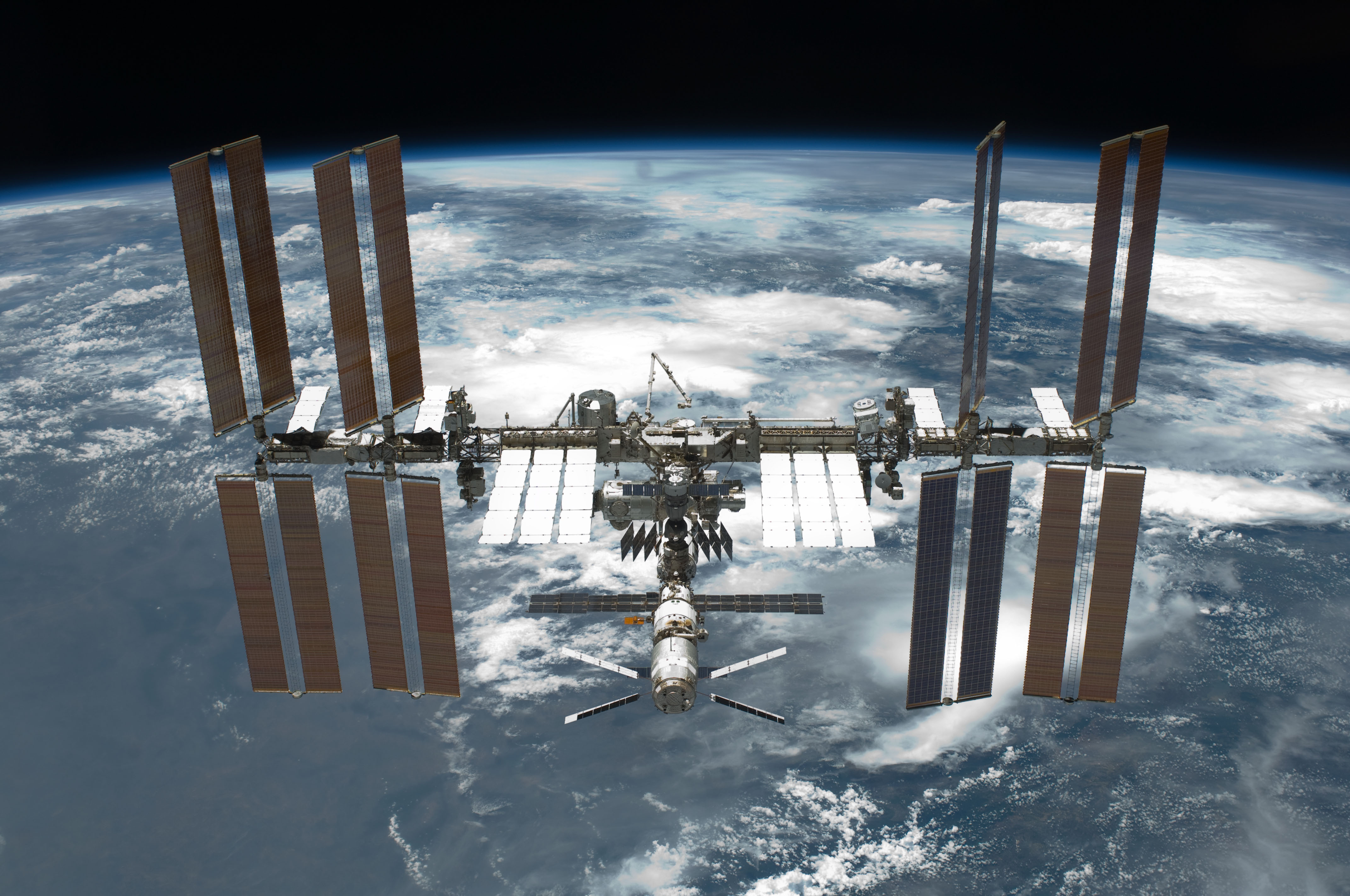 International Space Station (МКС)